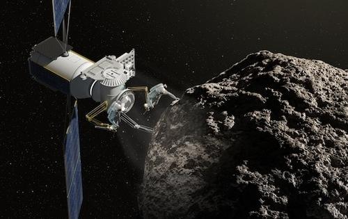 Добыча ископаемых на астероидах