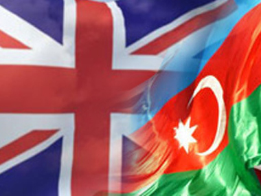 Великобритания Азербайджан