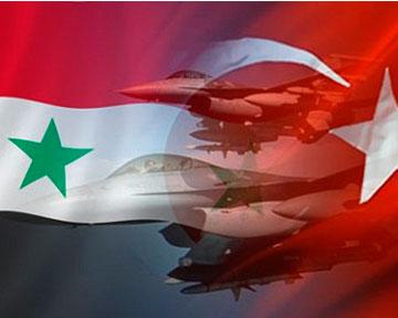Турция Сирия