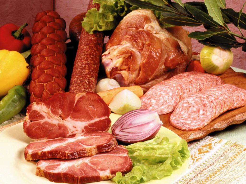 Украинские продукты