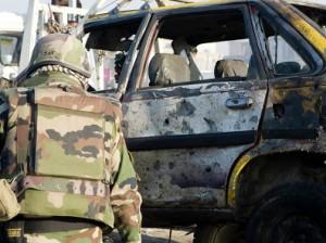 Афганские военные избили журналистов