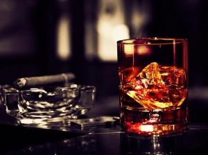 алкоголь сигареты