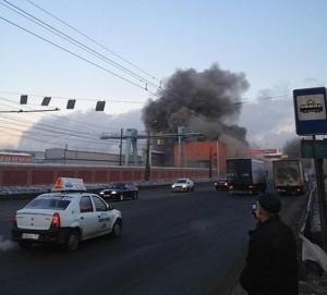 Челябинск падение метеорита