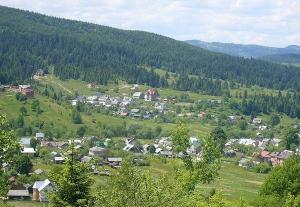 горный поселок