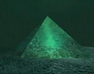Пирамида в Бермудском треугольнике
