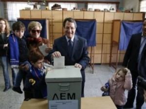 Президентские выборы Кипр
