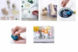 раскраска яиц
