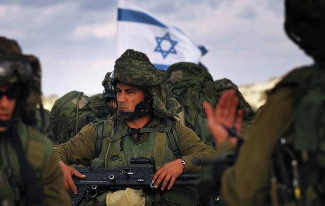 Израиль Сирия обстрел