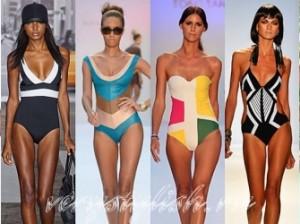 Пляжная мода 2013