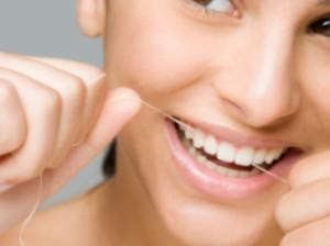 Зубные нити