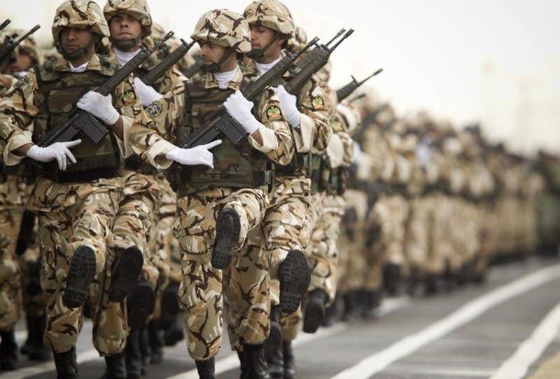 Генерал атаолла салехи армия ирана в