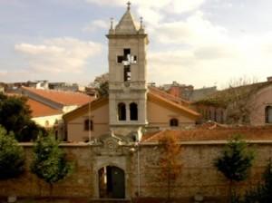 Армянская церковь в Стамбуле
