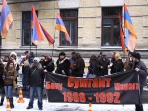 Погромы армян