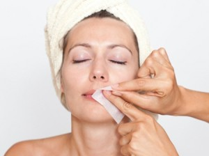 удаление волосиков над губой