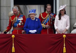 Cразу после рождения сына принц Уильям оповестил королевскую семью