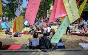 Власти Турции вновь закрыли парк Гези в Стамбуле