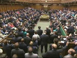 Британский парламент отклонил военное вмешательство в Сирию
