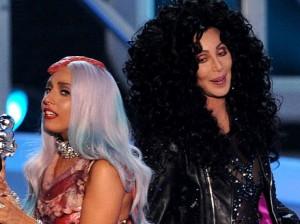 Шер Леди Гага