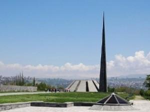 Ирина Толмачева - Мемориал памяти жертв Геноцида армян поражает своей мощностью