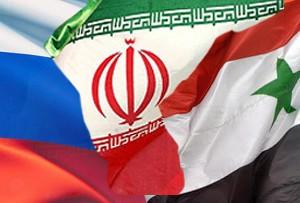 Иран Сирия Россия