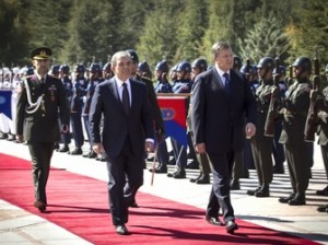 Янукович и Гюль