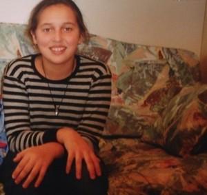 Алсу в 13 лет