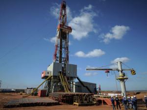Shell намерена начать бурение на Юзовском