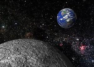 вокруг Луны
