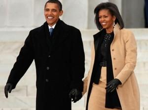 Барака Обаму бросила жена