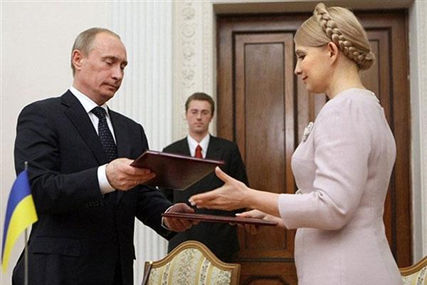 Путин тимошенко секс
