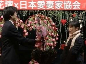 Японцы раз в году кричат о любви