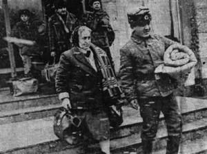 погромы армян Баку