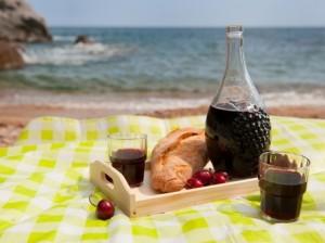 Клубника и красное вино – отличная профилактика сахарного диабета
