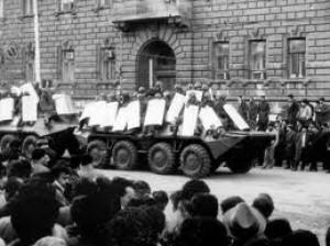 военнослужащие Советской Армии