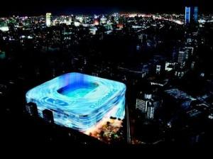стадион реал в мадриде
