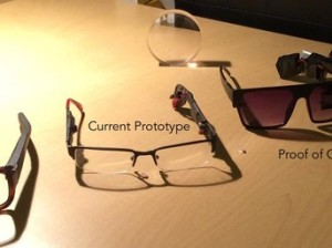 Icis - новая альтернатива Google Glass