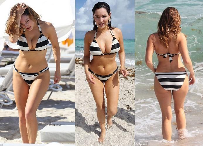 Секс на пляже на майами