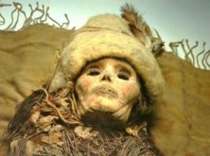Самый древний в мире сыр обнаружен на груди китайской мумии