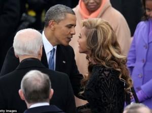 У президента США Барака Обамы роман с Бейонсе – французские СМИ