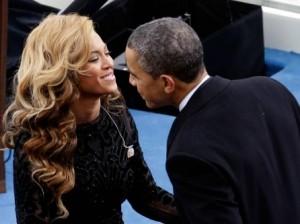 Бейонсе о романе с президентом США Бараком Обамой