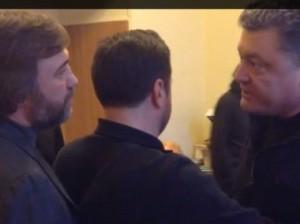 Порошенко и Новинский ссорились из-за убитых на Майдане