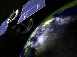 Японцы сумели запустить метеорологический спутник на орбиту