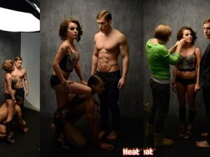 Солистка группы «Тату» Юлия Волкова снялась в эротической фотосессии