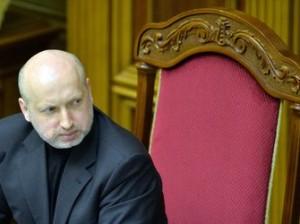 Турчинов: Украина будет расценивать смену места дислокации ЧФ как военную угрозу