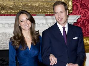 Союз принца Уильяма и Кейт Миддлтон признан самым романтичным в мире