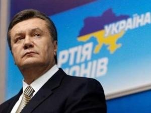 Янукович: я не собираюсь подавать в отставку. Я с бандитами ничего подписывать не буду