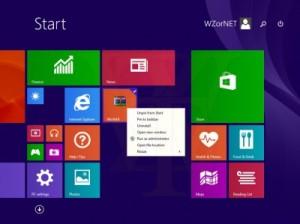 Новые возможности Windows 8.1 показали на видео