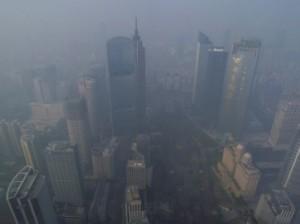 Загрязненный воздух увеличивает риск аутизма