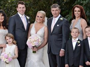 Младшая сестра Бритни Спирс показала фото со свадьбы