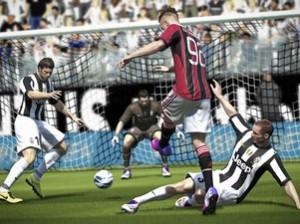 Самые забавные фрагменты из FIFA-14